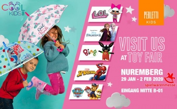Visit us at TOY FAIR 2020