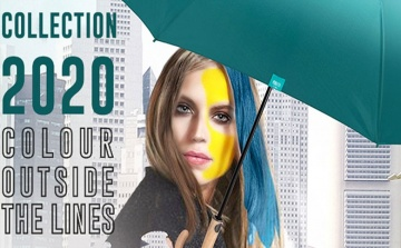 Collezione 2020: colour outside the lines!